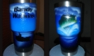 custom yeti cup bass fishing